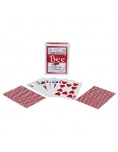 Baraja Bee poker size