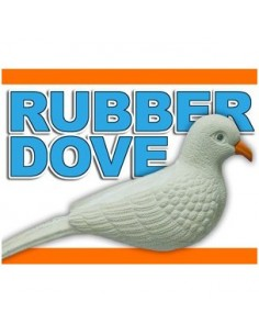 Paloma de latex (Rubber dove)