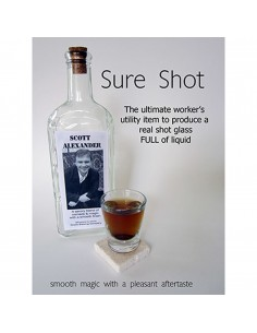 Sure shot (vasito de licor)