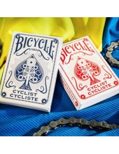 Baraja Bicycle cyclist Roja