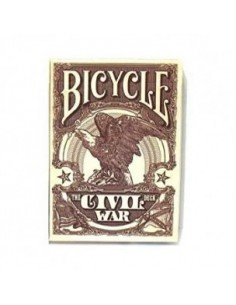 Bicycle - Civil War Roja