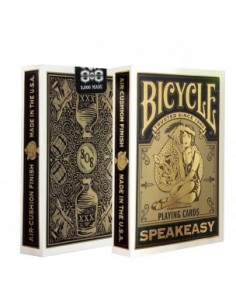 Bicycle speakeasy