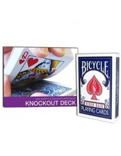 Knockout Bicycle deck con DVD