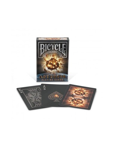 Bicycle - Asteroid Playing Cards