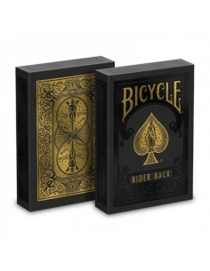 Bicycle - Black and Gold...