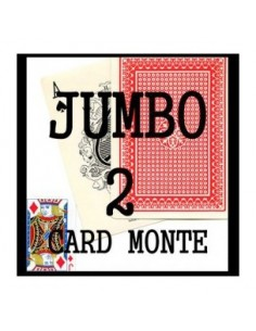 Two card monte Jumbo