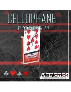 CELLOPHANE BY ANTHONY STAN