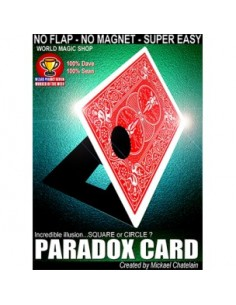 Paradox card by Mickael...